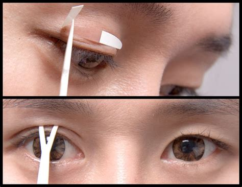 Eyelid Sticker sided eyelid sticker