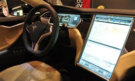 Inside Of A Tesla Inside Of Tesla Amazing Tesla