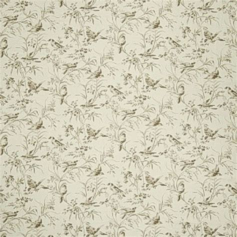 Toile Drapery Fabric aviary toile bisque fabric traditional drapery fabric by decoratorsbest