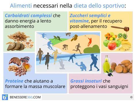 alimentazione sportiva alimentazione e sport cibi adatti e 249 per la dieta