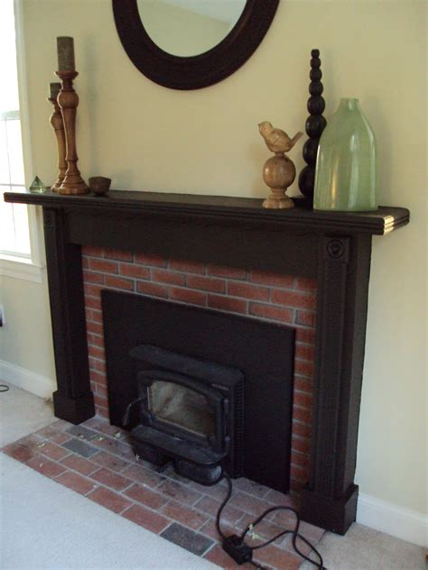 painted fireplace mantels best painted fireplace mantels all home decorations