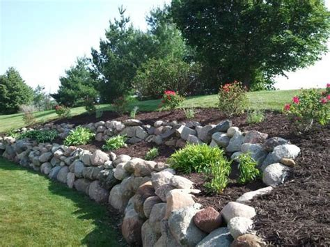 Boulder Landscaping Ideas The 25 Best Rock Retaining Wall Ideas On Pinterest Retaining Walls Rock Wall And Retaining