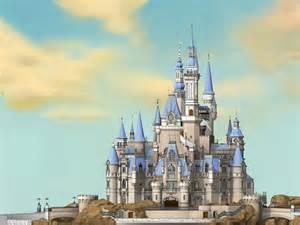 disney shanghai enchanted storybook castle shanghai disneyland final model v