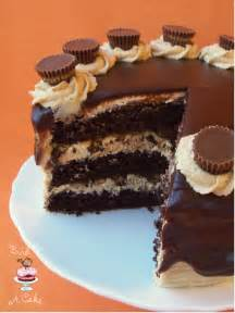 chocolate peanut butter cake recipe dishmaps