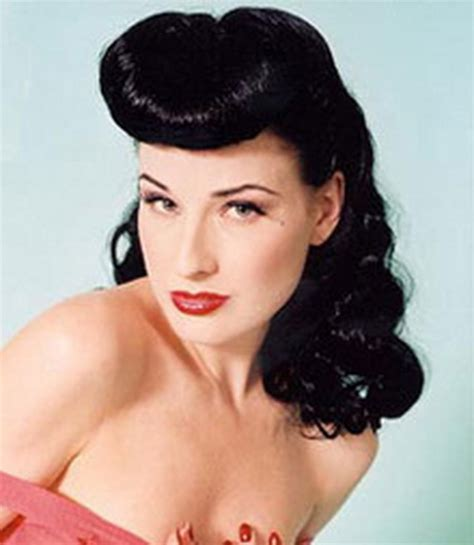 hairstyle pin ups pin up girl hairstyles for long hair