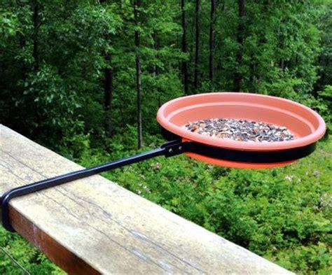 Apartment Patio Bird Feeder Railing Bird Bath Feeder Bird Feeders And Balcony Ideas
