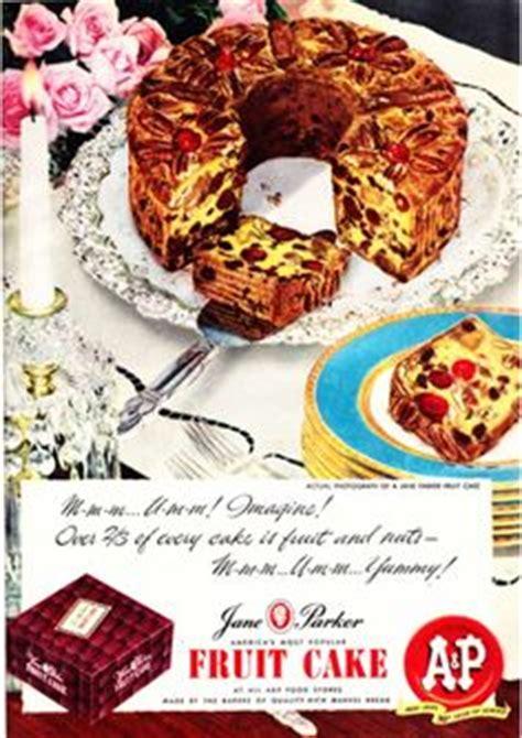a p fruitcake magazine ads vintage magazines and fruit cakes on