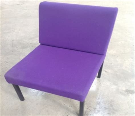 Second Reception Chairs by Caf 233 Breakout Seating Used Furniture