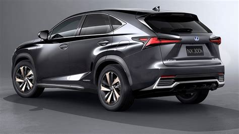 lexus interior 2018 2018 lexus nx interior exterior and drive