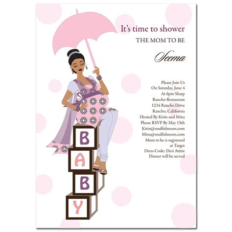 baby shower invitations indian baby blocks indian baby shower invitation by soulful