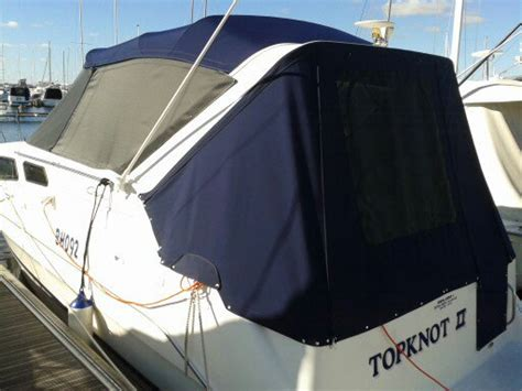boat upholstery perth sunbrella covers prestige marine trimmers boat covers