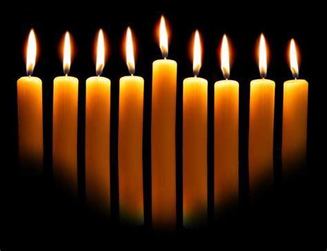 how to light chanukah candles lights of hanukkah