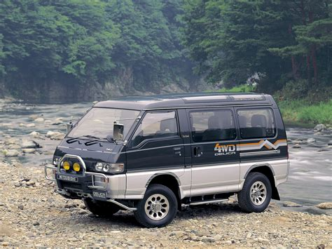 van mitsubishi delica 1000 images about japanese mini trucks on pinterest