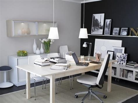 Simple Office Design by Bloombety Cool Simple Home Office Design Simple Home