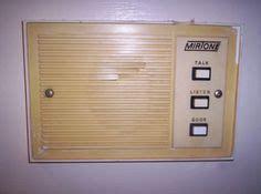 security vintage on alarm system