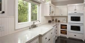 White Cabinets Quartz Countertops Alternatives To Carrara Marble Kitchen Countertops