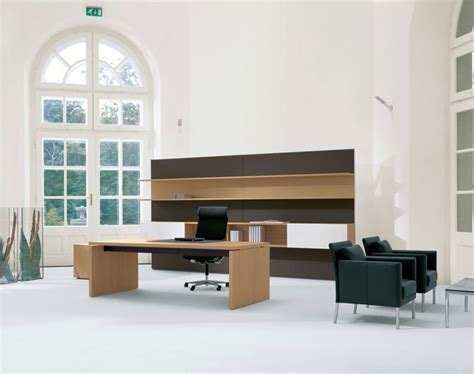 20 Modern Minimalist Office Furniture Designs Modern Office Furniture Design
