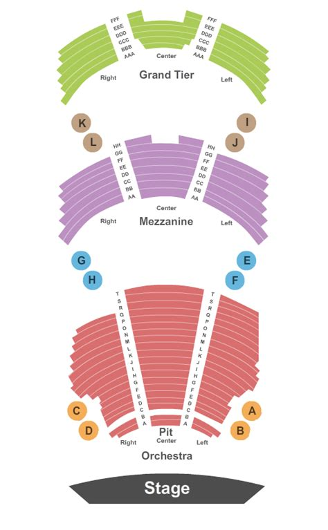 Grand Opera House Seating Plan The Oak Ridge Boys Grand 1894 Opera House Galveston Tickets