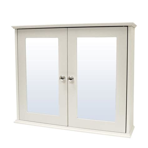 white mirror cabinet bathroom shaker white wood bathroom cabinet with mirror door