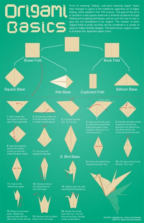 Origami Basics - 18 best origami basics bases reference images on