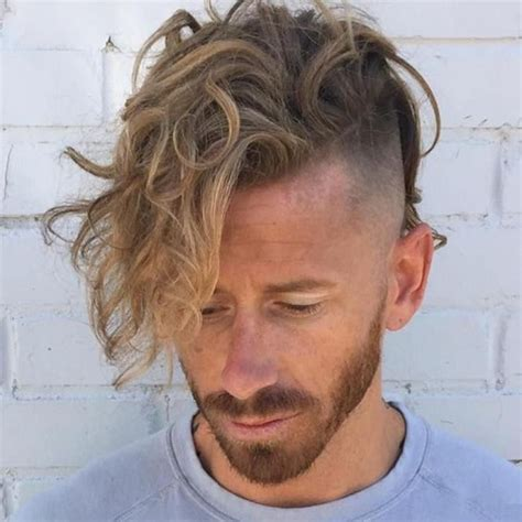 best curly hair mens style shaved sides 53 splendid shaved sides hairstyles for men men