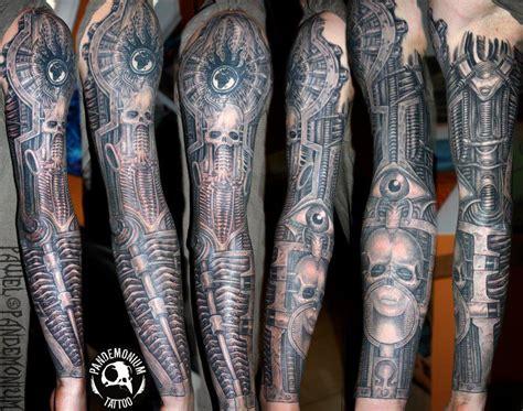 hr giger tattoo designs hr giger tattoos