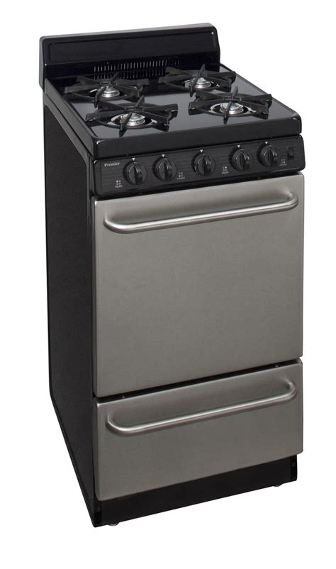 Apartment Size Propane Gas Stove Which Peerless Premier Gas Stove Model Has The Options You