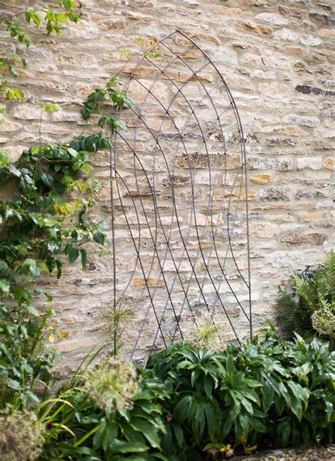 Garden Arch Trellis Metal Barrington Arch Trellis Metal Garden Trading