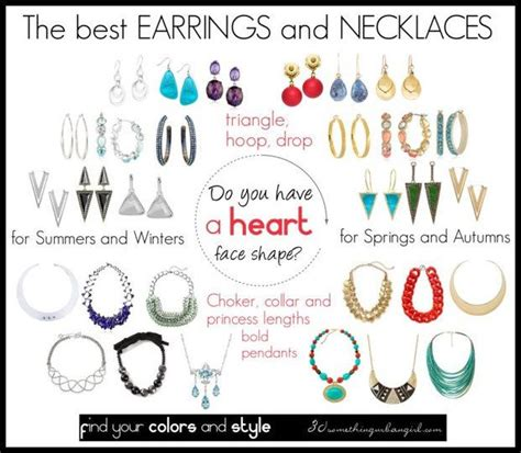 does and donts for a heart shaped face shape the right accessories for your heart shaped face