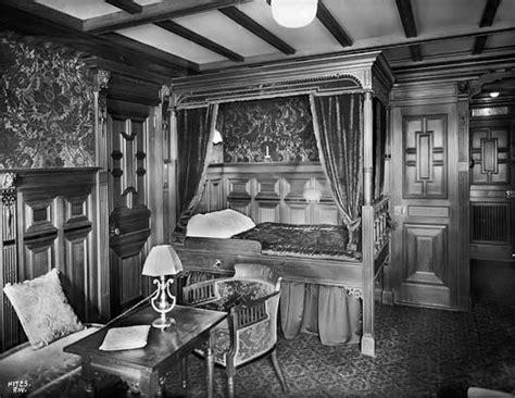 imagenes reales del titanic por dentro one of titanic s second class cabins titanic pinterest