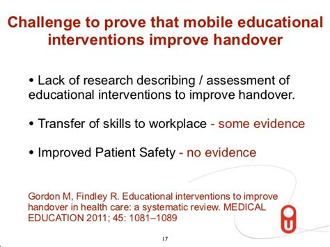 A Systematic Review Of Interventions To Improve Handwriting by The Clas App