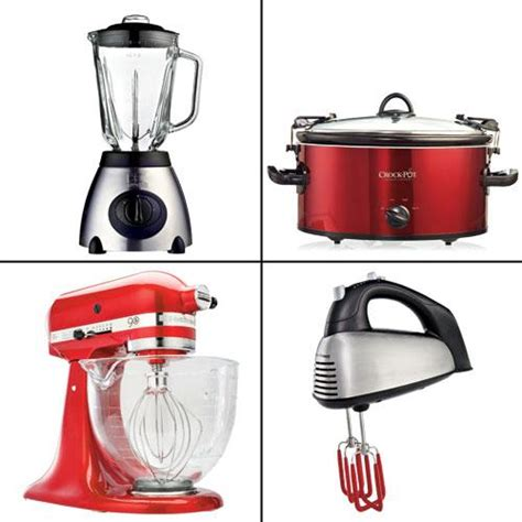 small kitchen appliances list small kitchen appliances cooking light