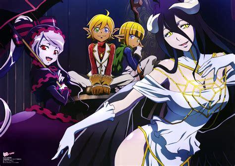 B Anime Season 2 by Overlord Season 2 By Fu Reiji On Deviantart