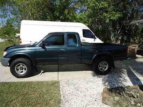 1998 Toyota Tacoma 4x4 Mpg Find Used 1998 Toyota Tacoma 4 X 4 Extended Cab 4wd Sr5