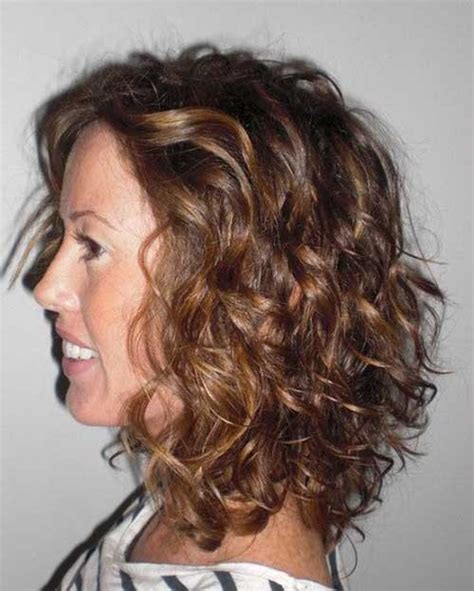 managable curly haircuts 20 best curly bob hairstyles bob hairstyles 2017 short