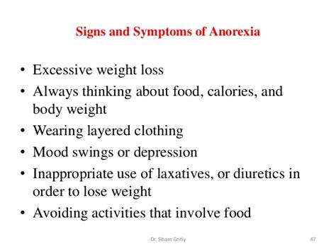 anorexia mood swings 1 physiology of feedimg appetite hunger