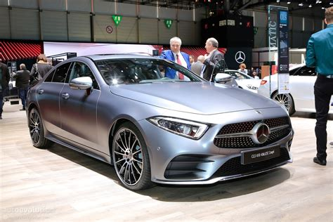 Mercedes 2019 Cls by 2019 Mercedes Cls 350 Coming To Australia With 299 Hp 2 0
