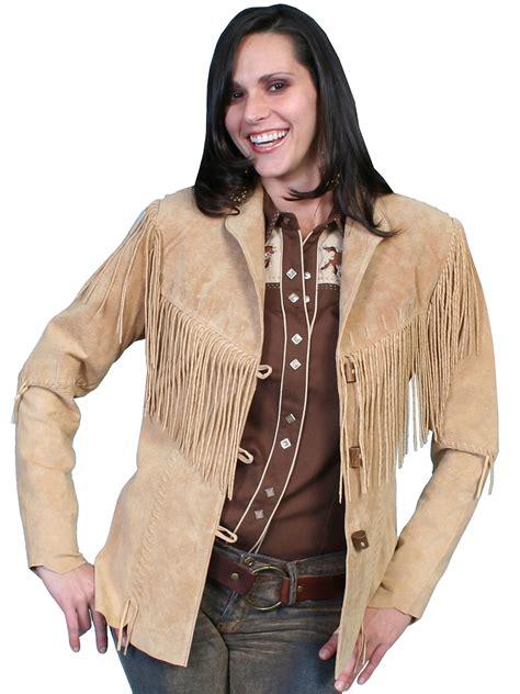 Fringe Fringe Tasya Jaket suede fringed western jackets oasis fashion