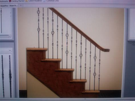 stairway banisters a new way to design your stair rail welcome to apex carpentry