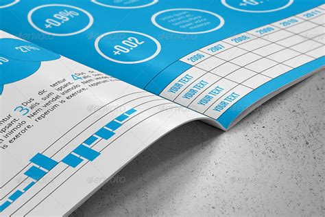 Legion Of Annual Report Template Annual Report Template By Realstar Graphicriver