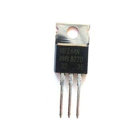 transistor hours 10pcs irfz44n irfz44 n channel 49a 55v transistor mosfet ebay