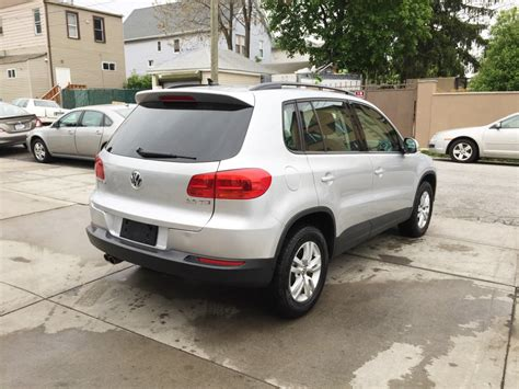 Used Volkswagen Tiguan For Sale by Used 2015 Volkswagen Tiguan S Suv 15 990 00