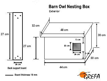 plans on how to build an owl nesting box the hungry owl project diy plans for barn owl box plans free