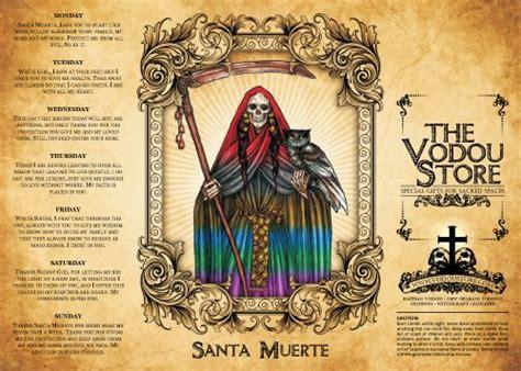 santa muerte colors 30 best 13 santa muerte 13 images on candle