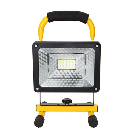 Portable Flood Lights Outdoor Rechargeable 3000lm 36 Led 50w Portable Flood Spot Work Flood L Outdoor Light Torch In