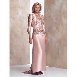 Train gorgeous strapless embroidery taffeta mother of the bride dress