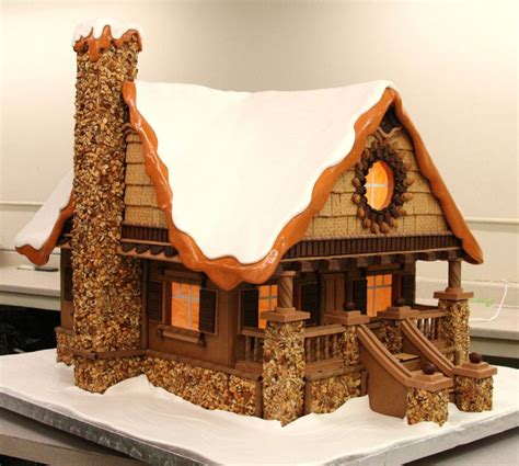 Log Cabin Cakes by Simply Put Mike S Amazing Cakes Krishenka