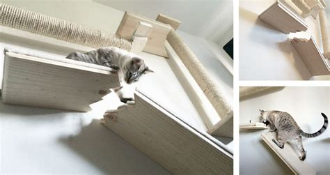 How To Make A Cat Shelf by The Broken Cat Shelf Catastrophic Creations
