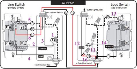 ge z wave 12723 wiring diagram 30 wiring diagram images
