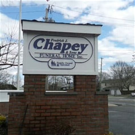 chapey sons funeral home friedhof